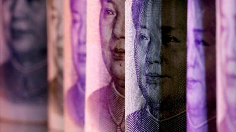 Central banks will accelerate rise of China's yuan, global survey shows